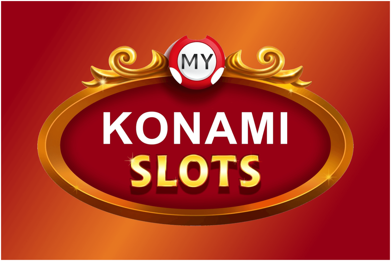 Konami slots logo